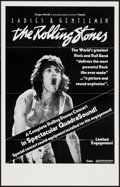 "Movie Posters:Rock and Roll, Ladies and Gentlemen: The Rolling Stones (Dragon Aire, 1973).Poster (24.25"" X 38"") QuadraSound Style. Rock and Roll.. ..."