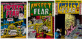 Bronze Age (1970-1979):Alternative/Underground, Insect Fear #1-3 Complete Run Group (Print Mint, 1970-72) Condition: FN/VF.... (Total: 3 Comic Books)