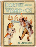 Books:Children's Books, L. Frank Baum. Dorothy and the Wizard in Oz. Illustrated byJohn R. Neill. Chicago: Reilly & Lee, [ca. 1919]. Later ...