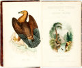 Books:Natural History Books & Prints, Robert Mudie. The Feathered Tribes of the British Islands. Illustrated with twenty-eight hand-colored plates, contai... (Total: 2 Items)