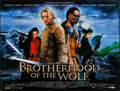"Movie Posters:Horror, Brotherhood of the Wolf (Davis Films, 2001). British Quad (30"" X 39.5""). Horror.. ..."