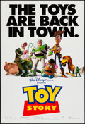 "Movie Posters:Animation, Toy Story and Other Lot (Buena Vista, 1995). One Sheets (2) (27"" X 40"") DS Advance & Regular. Animation.. ... (Total: 2 Items)"