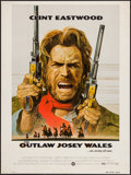 "Movie Posters:Western, The Outlaw Josey Wales (Warner Brothers, 1976). Poster (30"" X 40""). Western.. ..."