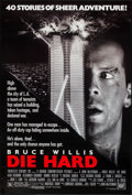 """Movie Posters:Action, Die Hard (20th Century Fox, 1988). One Sheet (27"""" X 40""""). Action....."""