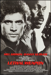 """Lethal Weapon & Others Lot (Warner Brothers, 1987). One Sheets (4) (27"""" X 40"""") SS & DS Regular..."""