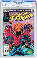 Modern Age (1980-Present):Superhero, The Amazing Spider-Man #238 (Marvel, 1983) CGC NM- 9.2 Off-white towhite pages....