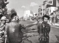 Photographs, EDDIE ADAMS (American, 1933-2004). Street Execution of a Vietcong Prisoner, Saigon, 1968. Gelatin silver, printed in 200...