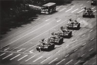 Stuart Franklin (English, b. 1958) Tiananmen Square, Beijing, China, 1989 Gelatin silver, printed 20