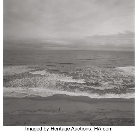 HARRY CALLAHAN (American, 1912-1999)Cape Cod, 1972Gelatin silver9-1/2 x 10 inches (24.1 x 25.4 cm)Signed in penc...
