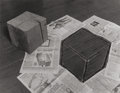 Photographs, ZEKE BERMAN (American, b. 1951). Cubes, 1979. Gelatin silver. 15 x 19-1/4 inches (38.1 x 48.9 cm). Signed, dated and edi...