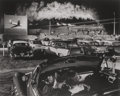 Photographs:Gelatin Silver, O. WINSTON LINK (American, 1914-2001). Hot Shot East Bound,Laeger, West Virginia, 1956. Gelatin silver, printed January...