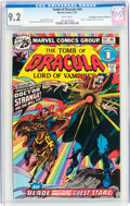 Bronze Age (1970-1979):Horror, Tomb of Dracula #44 Don/Maggie Thompson Collection pedigree(Marvel, 1976) CGC NM- 9.2 White pages....