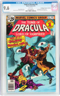 Bronze Age (1970-1979):Horror, Tomb of Dracula #45 Don/Maggie Thompson Collection pedigree(Marvel, 1976) CGC NM+ 9.6 White pages....