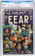 Golden Age (1938-1955):Horror, Haunt of Fear #19 (EC, 1953) CGC VF/NM 9.0 Off-white to whitepages....