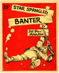Books:Art & Architecture, [Cartoons]. Bill Mauldin. Star Spangled Banter. Washington, D.C.: Army Times Publishing, 1944. First edition. Quarto...