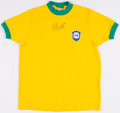 Miscellaneous Collectibles:General, Pele Signed Jersey....