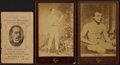 Boxing Cards:General, 1880's Richard K. Fox Cabinet Photos & Catalogue (3). ...