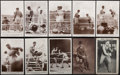 Boxing Cards:General, Vintage Boxing Post Card Collection (32). ...