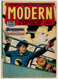 Golden Age (1938-1955):War, Modern Comics #48 (Quality, 1946) Condition: FN+....