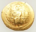 Ancients:Byzantine, Ancients: Constantine X Ducas (1059-1067). AV histamenon nomisma(28mm, 4.36 gm, 6h)....