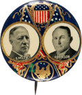 Political:Pinback Buttons (1896-present), Smith & Robinson: Presidential Seal Jugate....
