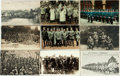 Miscellaneous:Postcards, [Postcards]. Group of Nine Postcards Depicting War Themes. Ca.1916. Includes Russian and German postcards. A few are used, ...