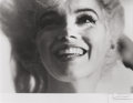 Photographs, BERT STERN (American, 1929-2013). Marilyn Monroe, Bright Smile, 1962. Pigment print. 14-3/4 x 21 inches (37.5 x 53.3 cm)...