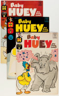 Golden Age (1938-1955):Funny Animal, Baby Huey, the Baby Giant File Copy Group (Harvey, 1958-67) Condition: VF/NM.... (Total: 63 Items)