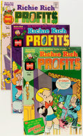 Bronze Age (1970-1979):Cartoon Character, Richie Rich Profits #1-47 File Copies Group (Harvey, 1974-82)Condition: Average NM-.... (Total: 113 Items)