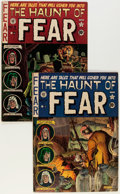 Golden Age (1938-1955):Horror, Haunt of Fear #9 and 11 Group (EC, 1951-52) Condition: AverageVG/FN.... (Total: 2 Comic Books)