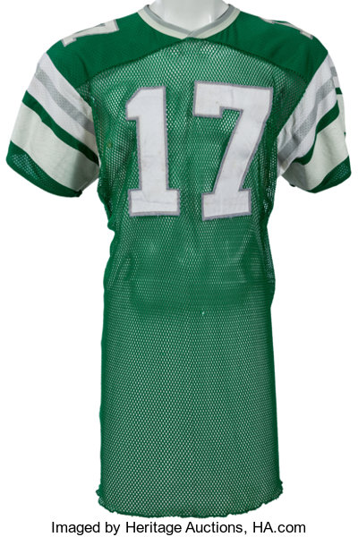 finest selection d1590 9f0fb 1980 Harold Carmichael Game Worn Philadelphia Eagles Jersey ...