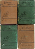 Books:Children's Books, Louisa May Alcott. Group of Four Children's Titles by Louisa MayAlcott. Boston: Little, Brown, and Company, 1900, 1901, 190...(Total: 4 Items)