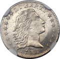 Early Half Dimes, 1795 H10C V-5, LM-8, R.3, MS67 Prooflike NGC....