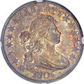Early Half Dollars, 1805/4 50C O-101, R.3, MS65 NGC. CAC....