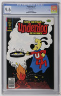 Bronze Age (1970-1979):Cartoon Character, Underdog #22 File Copy (Gold Key, 1978) CGC NM+ 9.6 White pages.Overstreet 2006 NM- 9.2 value = $38. CGC census 10/06: 9 in...