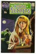 Bronze Age (1970-1979):Horror, House of Secrets #92 (DC, 1971) Condition: FN+. Attention BronzeAge fans, this historic issue features the first appearance...