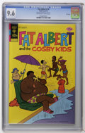 Bronze Age (1970-1979):Cartoon Character, Fat Albert #8 File Copy (Gold Key, 1975) CGC NM+ 9.6 Off-white towhite pages. Overstreet 2006 NM- 9.2 value = $24. CGC cens...