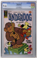 Bronze Age (1970-1979):Cartoon Character, Underdog #10 File Copy (Gold Key, 1976) CGC NM+ 9.6 Off-white towhite pages. Overstreet 2006 NM- 9.2 value = $65. CGC censu...