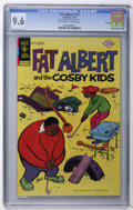 Bronze Age (1970-1979):Cartoon Character, Fat Albert #12 File Copy (Gold Key, 1976) CGC NM+ 9.6 Off-white towhite pages. Overstreet 2006 NM- 9.2 value = $18. CGC cen...