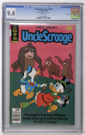 Bronze Age (1970-1979):Cartoon Character, Uncle Scrooge #170 File Copy (Gold Key, 1979) CGC NM 9.4 Whitepages. Overstreet 2006 NM- 9.2 value = $20. CGC census 10/06:...