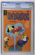 Bronze Age (1970-1979):Cartoon Character, Underdog #3 File Copy (Gold Key, 1975) CGC NM+ 9.6 Off-white towhite pages. Overstreet 2006 NM- 9.2 value = $45. CGC census...