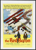 """Movie Posters:War, Von Richthofen and Brown (United Artists, 1971). South African OneSheet (28"""" X 40""""). Also known as """"The Red Baron."""" War. St..."""