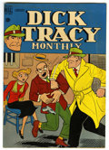 "Golden Age (1938-1955):Crime, Dick Tracy Monthly #13 Davis Crippen (""D"" Copy) pedigree (Dell, 1949) Condition: VF. Bondage cover. Overstreet 2006 VF 8.0 v..."