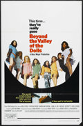 """Movie Posters:Bad Girl, Beyond the Valley of the Dolls (Twentieth Century Fox, 1970). OneSheet (27"""" X 41""""). Comedy. Starring Dolly Read, Cynthia My..."""