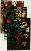 Silver Age (1956-1969):Horror, Twilight Zone Group (Dell, 1962-82) Condition: Average FN-....(Total: 33 Comic Books)