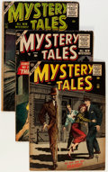 Golden Age (1938-1955):Horror, Mystery Tales Group (Atlas, 1956-57).... (Total: 6 Comic Books)
