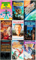 Books:Pulps, [Fantasy Paperbacks]. Group of Forty-Five Genre-LiteraturePaperbacks. New York: Avon, [1990s]. Includes works by LeGuin,Dr... (Total: 45 Items)
