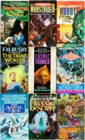 Books:Pulps, [Genre Paperbacks]. Group of Fifty-Two Genre Literature AvoNovaPaperbacks. New York: Avon, [1990s]. Includes works by Busby...(Total: 52 Items)