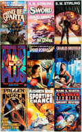 Books:Pulps, [Science-Fiction Paperbacks]. Group of Twenty-Five BaenScience-Fiction Paperbacks. New York: Baen, [1980s]. Includes works... (Total: 25 Items)