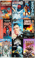 Books:Pulps, [Science-Fiction Paperbacks]. Group of Forty-Two BaenScience-Fiction Paperbacks. New York: Baen, [1990s]. Includes worksby... (Total: 42 Items)